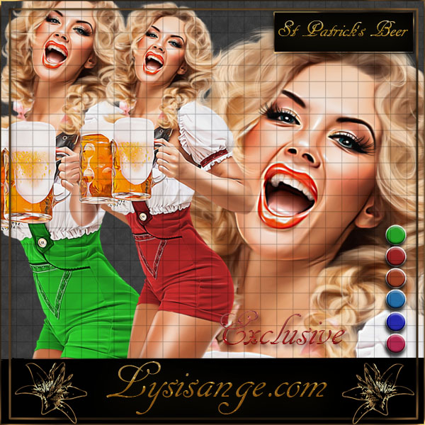 St Patricks Beer