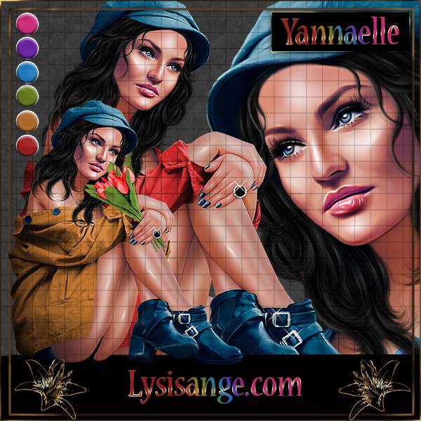 Yannaelle